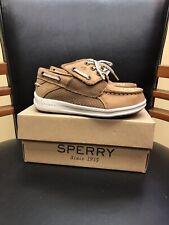 Sperry Kids 9.5 Gamefish Boat Shoe
