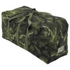 Czech Army Camo Pattern M95 Large Transport Field Bag 52L - New