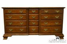 "PENNSYLVANIA HOUSE Solid Cherry Traditional Style 64"" Triple Dresser 12-8605"