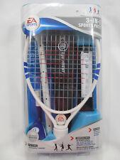 EA Sports Accessories 3 in 1 Sports Pack Baseball Tennis Golf Wii MotionPlus NIP