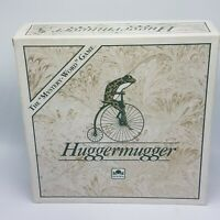 "Vintage ""Hugger Mugger"" Board Game by Golden - 1989 Edition - Complete in Box!"