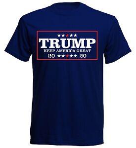 Trump T-Shirt USA 2020