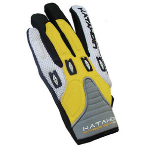 Katahdin Gear Off Road Gloves 3XL Yellow KG049046