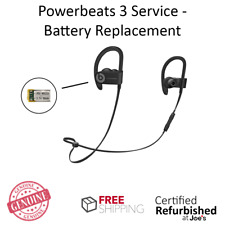 SERVICE REPAIR Beats by Dr. Dre Powerbeats 3 Wireless Battery Part Replacement