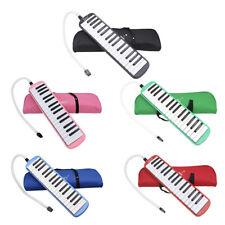 Portable IRIN 32 Key Melodica Pianica Student Harmonica Music Instrument w/ Bag