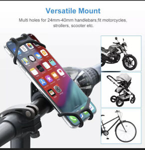 Bike Mobile (100) Sale Sale Phone Holder (Bulk)360° Bicycle Mount Bracket MTB