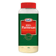 Kraft 100% Grated Parmesan Cheese 500g- From Canada -FRESH & DELICIOUS!