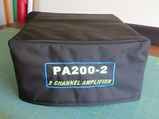 Fisher CA-7000 or CA-2120 or BA-6000 hand made DUST COVER