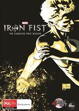 IRON FIST Season 1 : NEW Marvel DVD