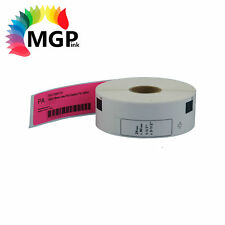 1 Compatible for Brother DK11201 Refill only Pink Address Label QL500 QL570 Q...