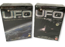 UFO Volumes 1-8 DVD Box Sets Gerry Anderson New Sealed  Dvd Series Space Sci-fi