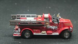 Matchbox Models Of Yesteryear #YFE01 – 1920 Mack AC 1:43