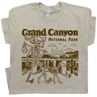 Grand Canyon T Shirt National Park Monument Valley Hiking Camping Men Women Tee