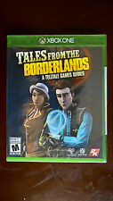 Tales From the Borderlands (Microsoft Xbox One, 2016) NEW SEALED