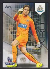 Topps Premier Gold 2014 - Base # 88 Tim Krul - Newcastle