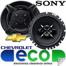 """CHEVROLET Cruze 2008 Sony 17cm 6.5"""" 540 Watt COPPIA 3 vie Porta Posteriore Altoparlanti Auto"""