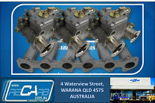 New GENUINE WEBER Triple 40 DCOE Conversion Kit suit Chrysler Valiant Slant 225
