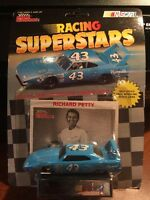 Racing Champions RICHARD PETTY #43 STP PLYMOUTH w/Card & Display 1:64th 1991