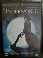 Special Edition - UNDERWORLD - Theatrical Version - Action DVD.