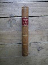 Le chariot d'or. Suivi de la symphonie héroique. Reliure. Albert Samain 1922