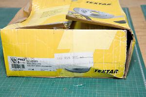 Set FRONT AND REAR, Textar 92120903, Brake Disc Rotor, TEXTAR 92120503