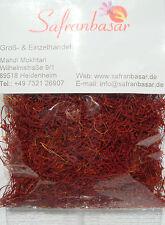 2,3 gr. Safran-Fäden Pushal Qualität Saffron Zafferano azafran von Safranbasar