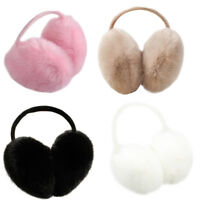 Fashion Women's Faux Fur Winter Ear Warmer Earmuffs Ear Muffs Earlap Headband