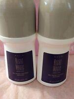 Avon Night Magic Roll On Deodorant - TWO
