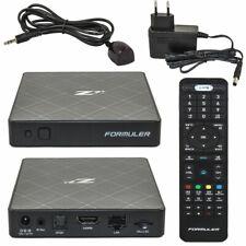 Formuler Z7+ 4K UHD Android Mediamedia IPTV Box H.265 Schwarz
