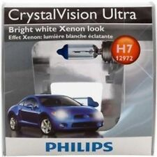 Philips H7 CrystalVision Ultra Upgrade (Pack of 2)
