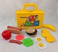 GIFT DEPOT® 25 Piece Fast Food Playset Cooking Pan Spatula Cheeseburger Hotdog