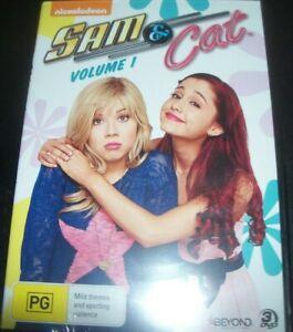 Sam & Cat (Ariana Grande) Volume 1 Nickelodeon (Aust Region 4) 3 DVD - New