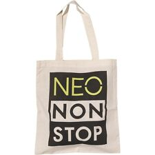 Adidas NEO Shopper Book Bag Womens Cotton Tote Bag - New