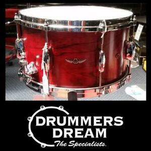 "Tama Star 40th Australian Anniversary 14"" x 8 Walnut Snare Drum LIMITED EDITION!"