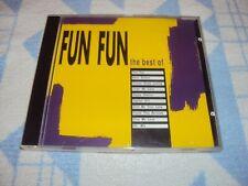Fun Fun  the best of   CD