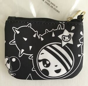 JujuBe tokidoki Kings Court Coin Purse Sandy Placement New In Pkg Rare