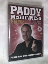 Paddy McGuinness - Plus You! Live (DVD, 2008)