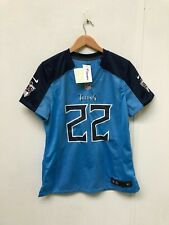 Tennessee Titans Women's Nike Alt Jersey - Large - Morgan 22 - New with Defects