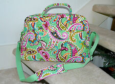 NWT $98 Vera Bradley Signature Weekender Bag TUTTI FRUTTI Carry All Travel
