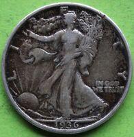 USA HALF DOLLAR  1936