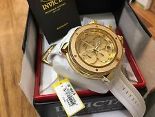 22941 Invicta Reserve Subaqua Sea Dragon Wooden Mens 52mm Leather Strap Watch