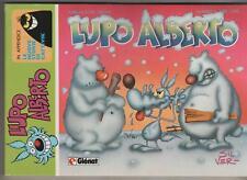 silver LUPO ALBERTO n. 6 glenat 1985 originale CATTIVIK
