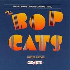 THE BOPCATS The Bopcats CD Limited Numbered Edition RARE IMPORT
