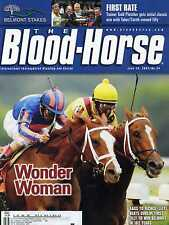 Blood Horse Rags To Riches wins Belmont-Better Talk Now