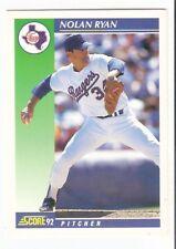 1992 Score Baseball Lot - You Pick - Includes Stars