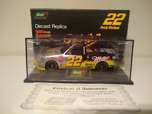 RUSTY WALLACE 1996 REVELL #2 MILLER 25TH ANN. FORD F150 TRUCK 1/24  XRARE /2,504