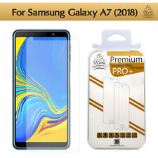 Samsung Galaxy A7 (2018) Gorilla Tech Tempered Glass Screen Protector Cover