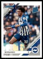 2019-20 Chronicles Soccer Donruss Base #38 Bernardo - Brighton & Hove Albion