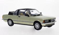 BMW 323i (E21) Baur  metallic-hellgrün 1979  1:18 BOS   >>NEW<<