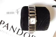 ORIGINALE Pandora Donna Orologio Watch facets 811021wh * NUOVO *